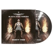 Black Star Riders - Heavy Fire (Gatefold Picture Disc Vinyl) Vinyl
