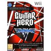 Guitar Hero Van Halen Solus Game Wii