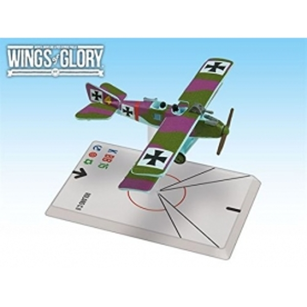 Wings of Glory Roland C.II