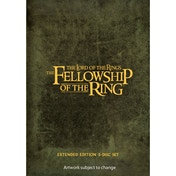 The Lord Of The Rings: The Fellowship Of The Ring - Extended Cut DVD