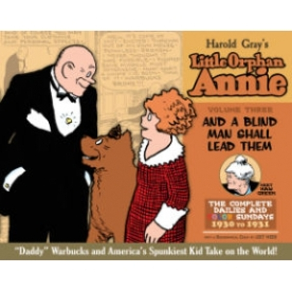 Complete Little Orphan Annie Volume 3: