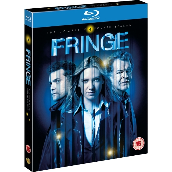 Fringe Complete Season 4 Blu-ray + Digital