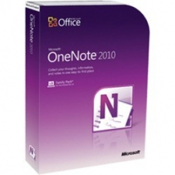 Microsoft OneNote Home and Student 2010 32-bit/x64 - 79A-00239