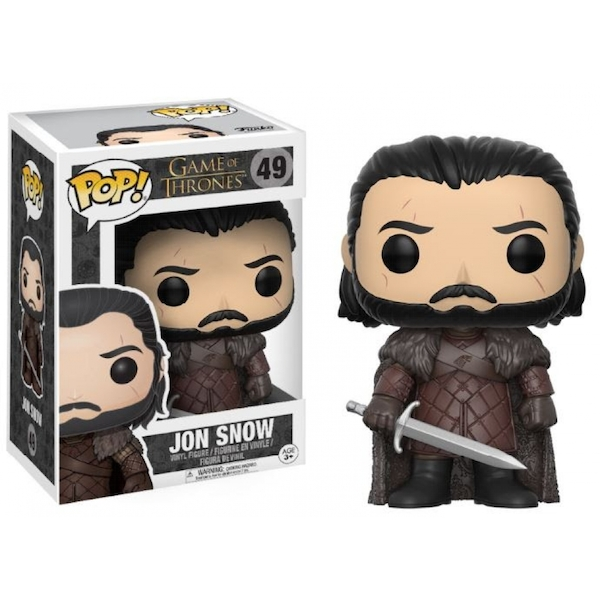Jon Snow (Game of Thrones) Funko Pop! Vinyl Figure
