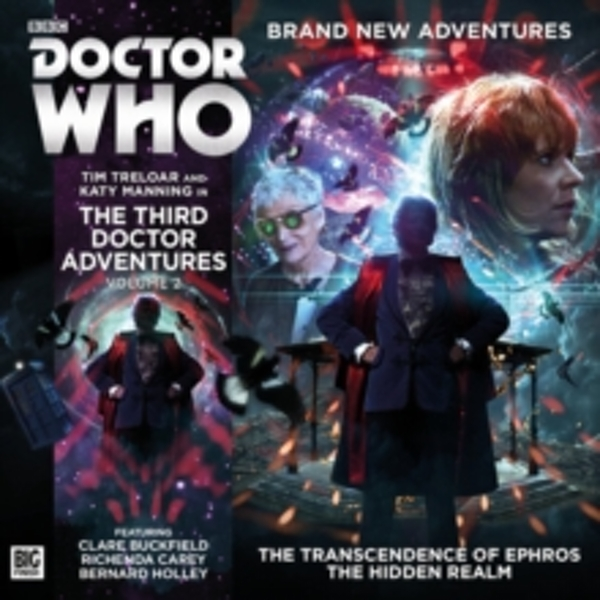 Doctor Who - The Third Doctor Adventures : No.2