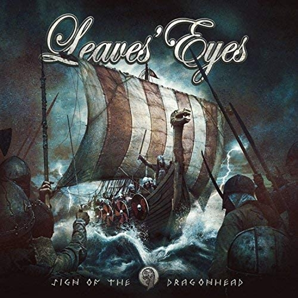 Leaves' Eyes - Sign Of The Dragon Head Vinyl