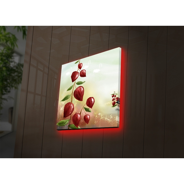 2828DACT-54 Multicolor Decorative Led Lighted Canvas Painting