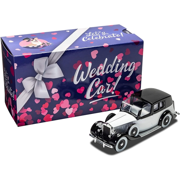 Corgi Wedding Car Model