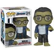Marvel Avengers Endgame Hulk with Taco Funko Pop Figure #575