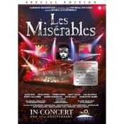 Les Miserables 25th Anniversary Special Edition DVD