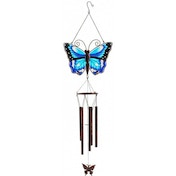 Blue Butterfly Windchime (Singles)
