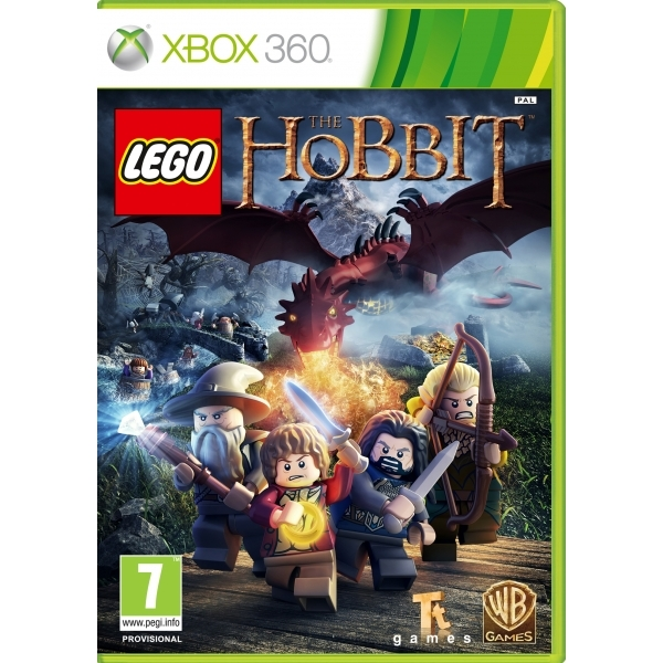 LEGO The Hobbit Game Xbox 360