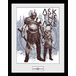 God of War Ask The Axe Collector Print - Image 2
