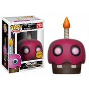 Phantom Cupcake Chase Edition (Five Nights At Freddy's Nightmare) Funko Pop! Vinyl Figure