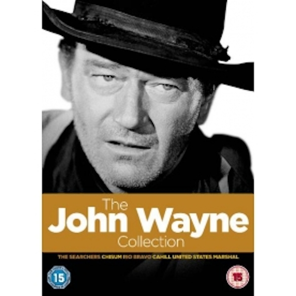 John Wayne Signature Collection DVD