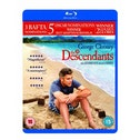 The Descendants + Digital Copy Blu-ray