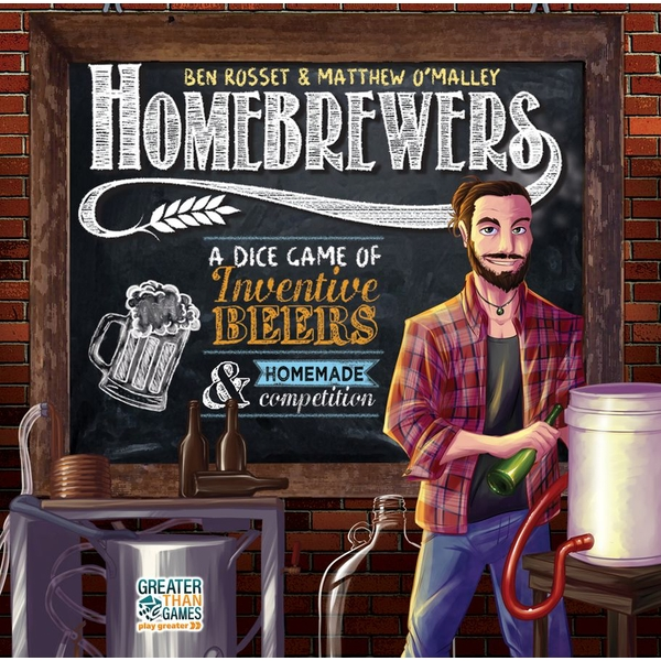Homebrewers Board Game