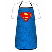 DC Superman Logo Apron