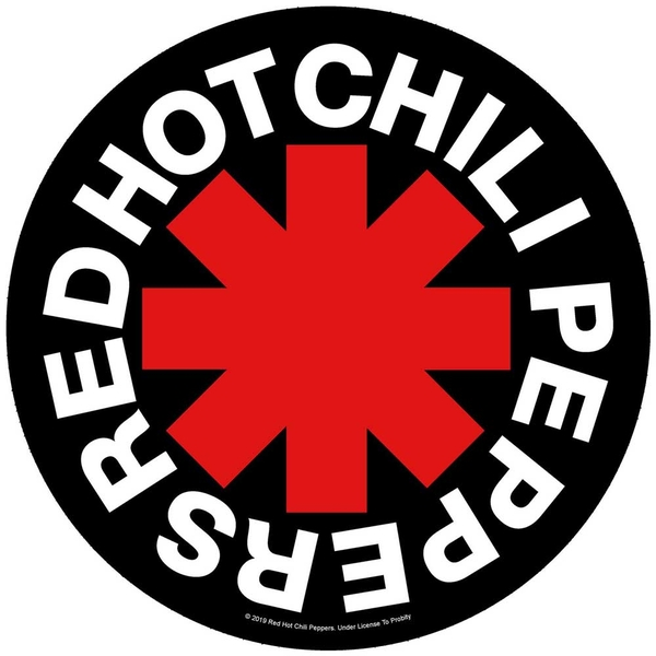 Red Hot Chili Peppers - Asterisk Back Patch