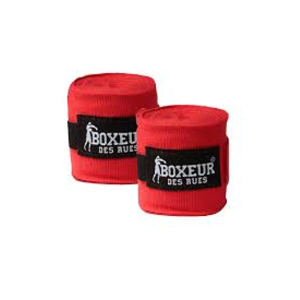 Boxing Hand Wraps (Red)