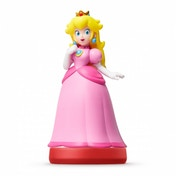 (Damaged Packaging) Peach Amiibo (Super Mario Collection) for Nintendo Wii U & 3DS Used - Like New