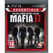 Ex-Display Mafia II 2 Game (Essentials) PS3 Used - Like New