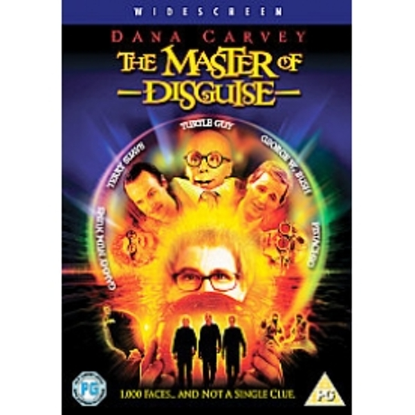 Master Of Disguise DVD