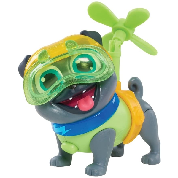 Puppy Dog Pals Bingo with Helicopter Light Up Pal