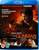 The Gunman Blu-ray