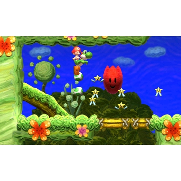 Yoshis New Island Game 3DS - Image 2