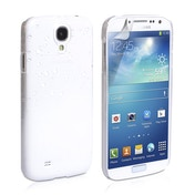 YouSave Accessories Samsung Galaxy S4 Raindrop Case - White-Clear
