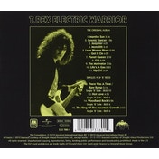 T. Rex - Electric Warrior CD