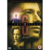 The X Files: Season 6 DVD