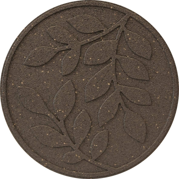 Primeur Reversible Stepping Stone Leaves Earth