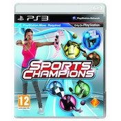 Playstation Move Sports Champions Game PS3