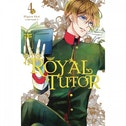The Royal Tutor 4. Higasa Akai, Paperback
