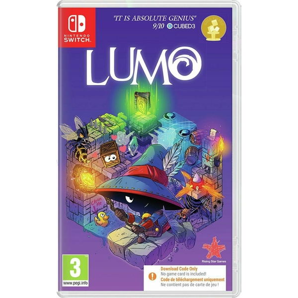 Lumo Nintendo Switch Game [Code in a Box]