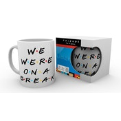 Friends We Were On A Break Mug