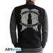 The Walking Dead - Angel Wings Men's Small Hoodie - Black - Image 2