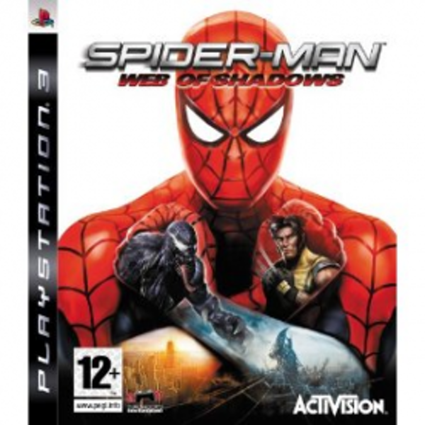 Spider-Man Web Of Shadows PS3 Game