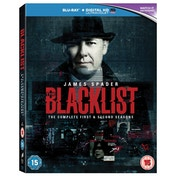 The Blacklist: Season 1-2 Blu-ray