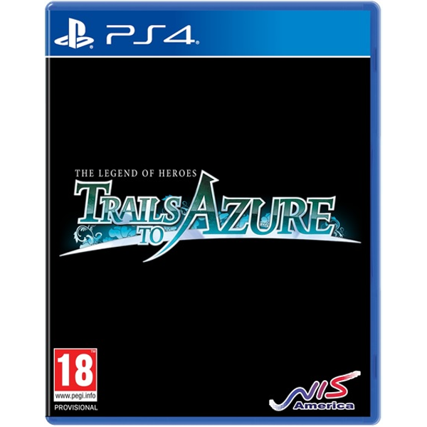 The Legend of Heroes Trails To Azure PS4 Game