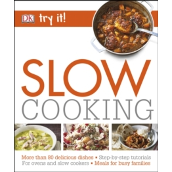 Slow Cooking by DK (Paperback, 2016)