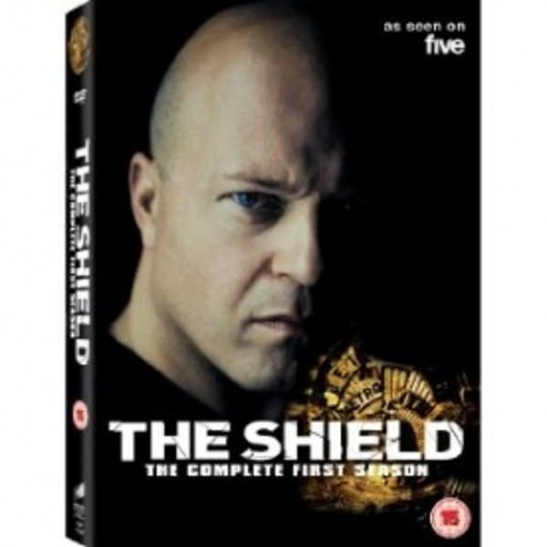The Shield Season 1 DVD