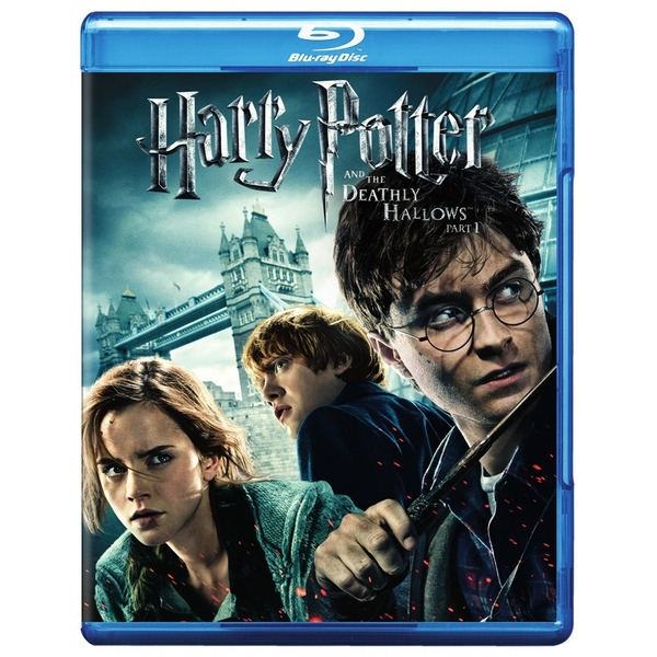 Harry Potter and the Deathly Hallows Part 1 Blu-ray