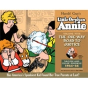 Complete Little Orphan Annie Volume 5