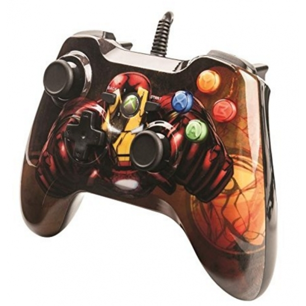 Marvel Avengers: Iron Man Official Xbox 360 Controller - Image 3