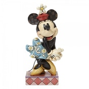 Disney Traditions Perfect Sweetheart Retro Minnie Mouse