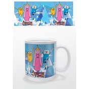 Adventure Time Princess, Jake & Finn Mug