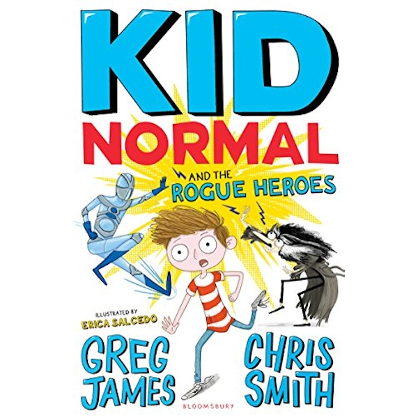 Kid Normal and the Rogue Heroes: Kid Normal 2  Paperback / softback 2018